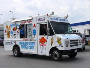 Ice Cream Truck Social Series - NEW DATE